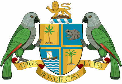 National Emblem of Dominica