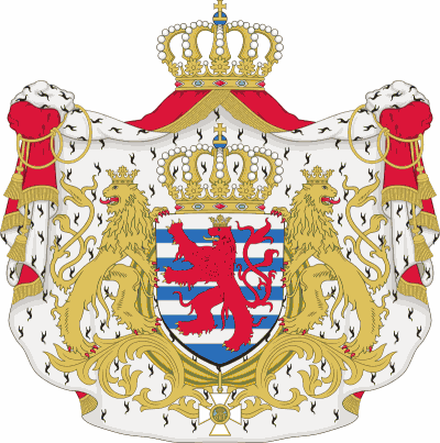 National Emblem of Luxembourg