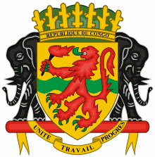 National Emblem of Republic Of The Congo