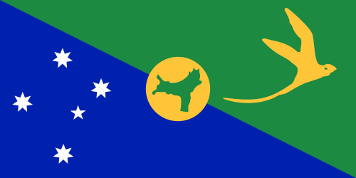National Flag Of Christmas Island