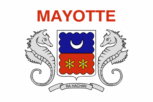 Mayotte National Flag