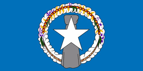 Northern Mariana Islands National Flag